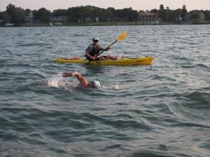 Tampa Bay Marathon Swim-87